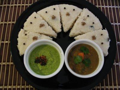 Food in Kancheepuram