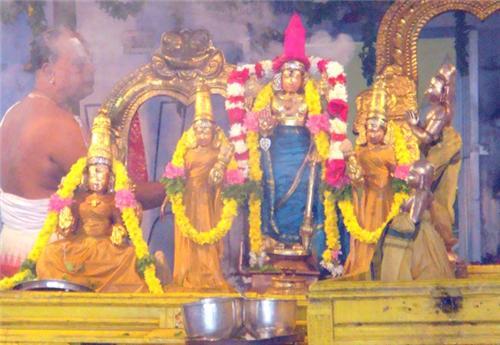 Yathothkari Temple in Kancheepuram