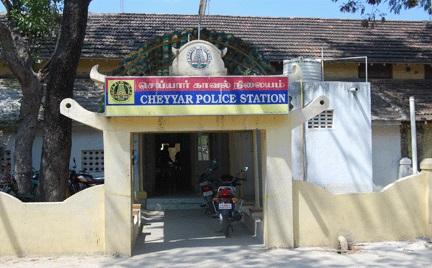 police stations in Kancheepuram