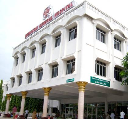 Hospitals in Kanchipuram