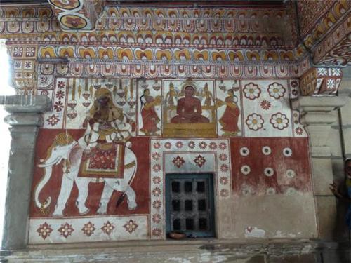 Jain Temples in Kancheepuram