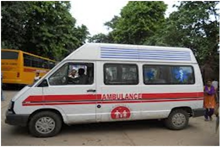 Ambulance Services in Kanpur