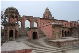 Forts Kanpur Tourist spots