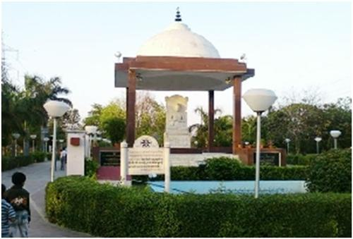 Famous Park in Kanpur