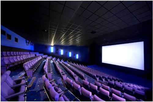 Movie Theaters in Kanpur