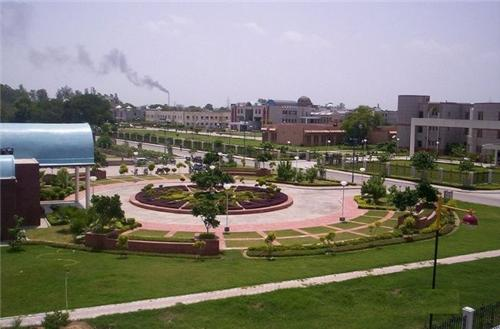 The city of Kanpur