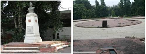 park and garden in Kanpur