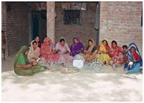 People involed in Shramik Bharti