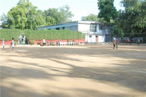 IIT Kanpur Tennis Club