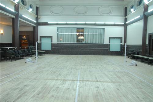 Badminton Court Cawnpore Club