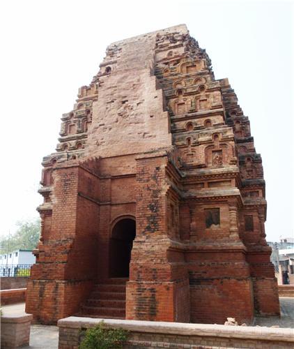 Bhitargaon Temple in Kanpur Address