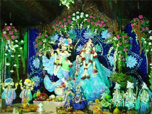 ISKCON Temple Kanpur Address