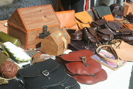 Leather in Kanpur