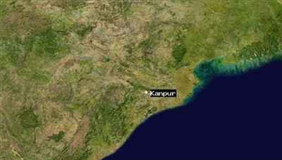 Geography of Kanpur