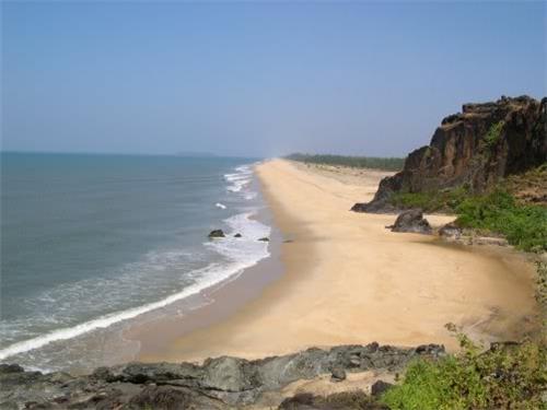 Kasarkod Beach in Honavar