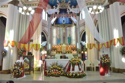 St. Andrew's Church in Hospet