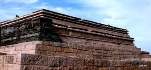 Mahanavami Dibba in Hospet