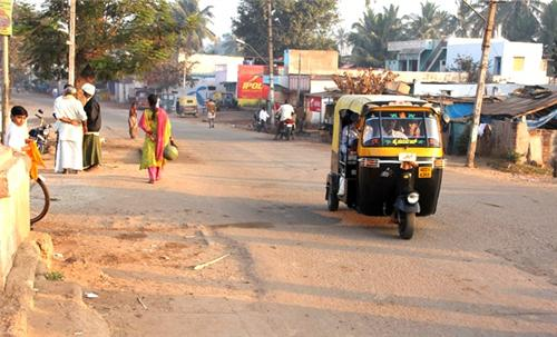 Transportation in Hospet