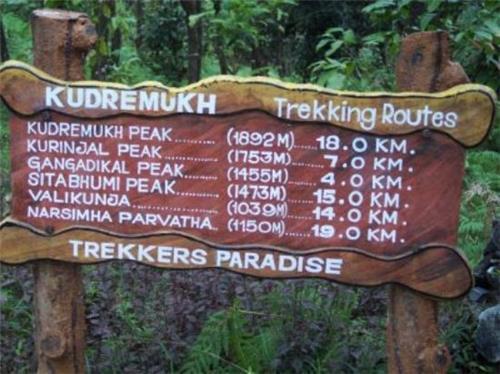 About Kudremukh