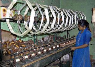 Economy of Sidlaghatta