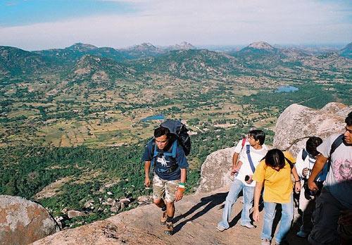 Siddara Betta near Tumkur
