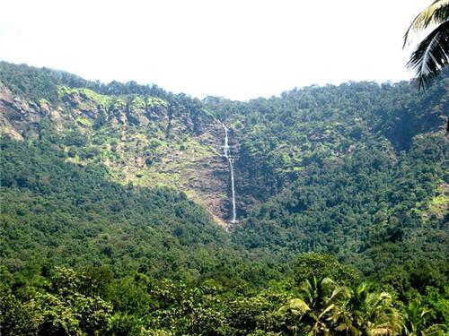 Bellal Theertha Waterfall Near Udupi