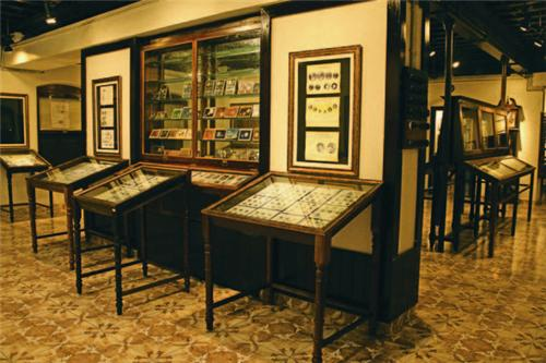 Coin Museum Corp Bank