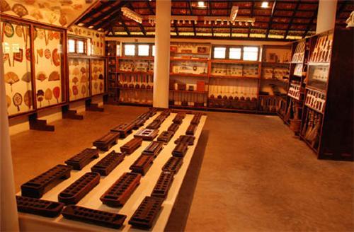Hasta Shilpa Heritage Village in Udupi