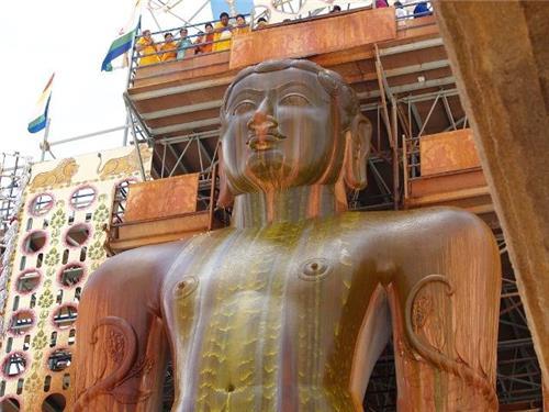 Mahamastakabhisheka of Udupi