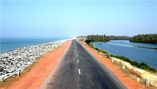 Maravanthe Beach near Udupi