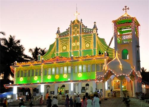 Milagres Church in Udupi