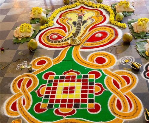 Nagaradhane Ritual of Udupi
