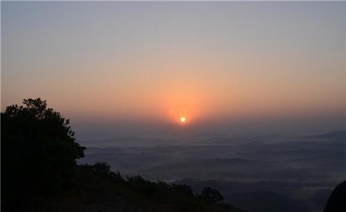 Agumbe Sunset Point