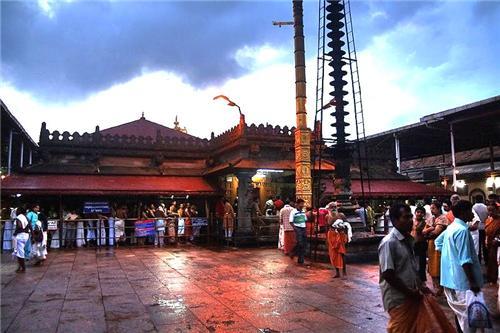 Kollur Temples