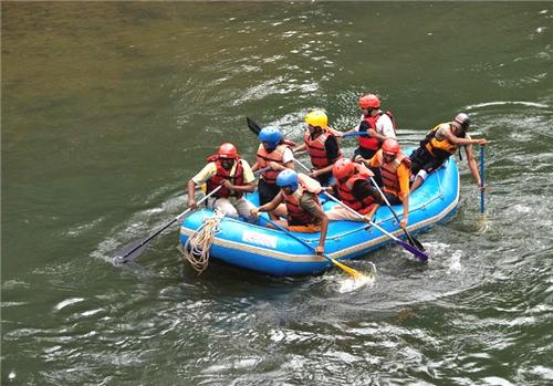 River Rafting in Hebri