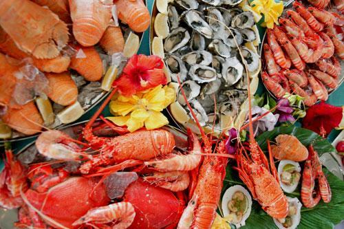 Seafood Restaurants in Udupi