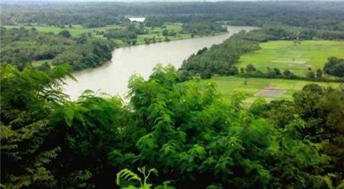 Swarna River in Udupi