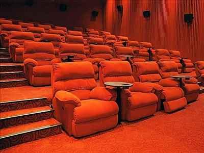 Cinema halls in Bangalore