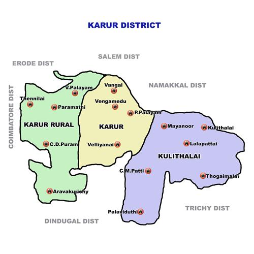 karur district