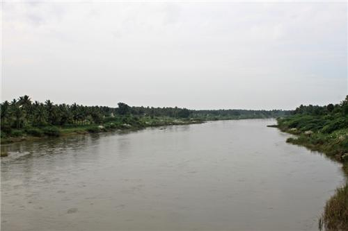 Rivers in Karur