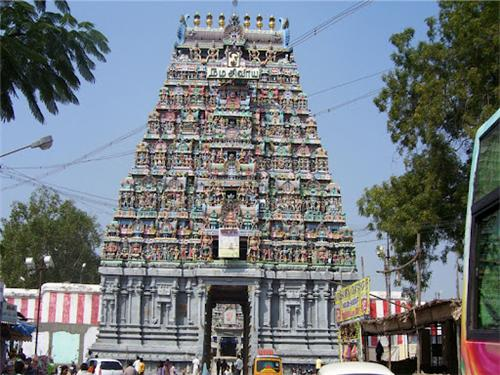Temples in Karur