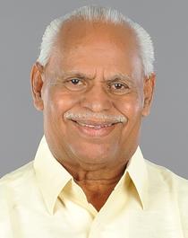 C. N. Balakrishnan in Kerala