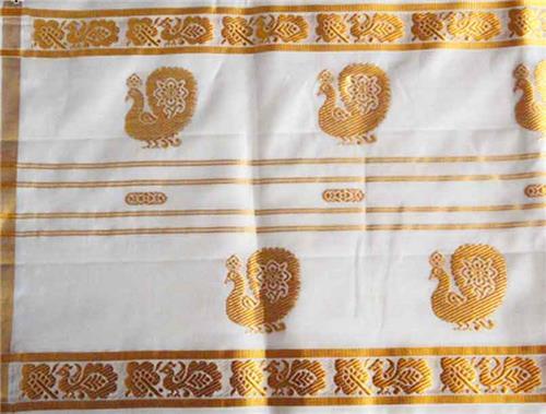 Textiles in Kerala