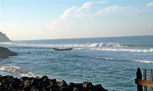Varkala Tourist Place in Kerala
