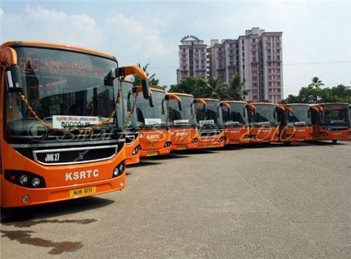 State Run Buses in Kerala