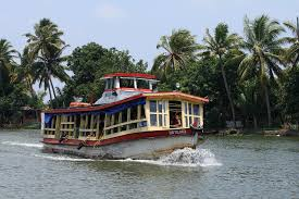Travelling by Water in Kerala