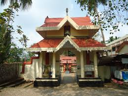 Temple in Angamaly