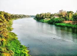 Chalakudy River in Chalakudy