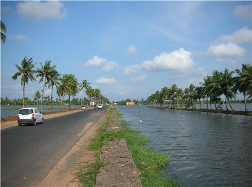Changanassery in Kerala
