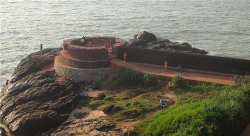 Bekal Fort in Chirakkal